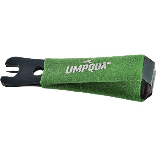 Umpqua Fly Fishing Rivergrip Tungsten Carbide Nipper Green