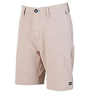 Billabong Men's Crossfire X Slub Submersible Hybrid Short