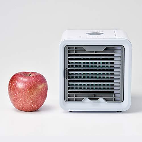 ショップジャパンここひえ(2019年仕様)冷風扇冷風機サーキュレーター防カビ抗菌フィルター冷風【正規品】