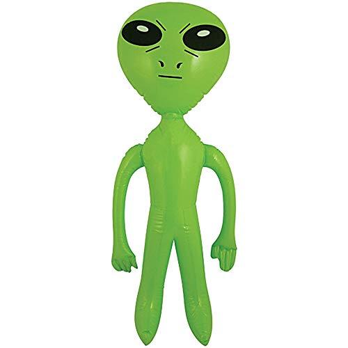 Inflatable Alien, Blow Up, Fancy Dress, Accessory