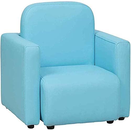 N/Z Daily Equipment Table and Chair Set Kids Stool Playroom Furniture for Boys and Girls Children's Sofa Children's Armchair Kids Mini Sofa