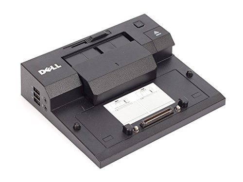 Original Dell E-Port USB 2.0 - 6PPXT (K07A) oder T4HD7 (PR03X) Docking Station + DELL 130W Power Adapter, Netzteil PA-4E