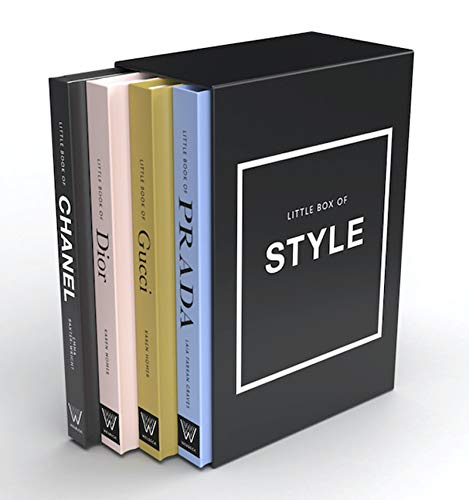 Little Box of Style: The Story of Four Iconic Fashion Houses