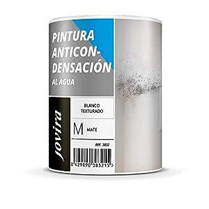 ANTICONDENSACION Antihumedad Antimoho, anti-condensacion antimoho exterior-interior. Soluciona problemas de condensación por humedad ambiental (750 ML, BLANCO)