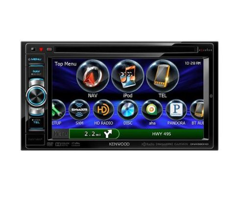 Best Kenwood DNX690HD eXcelon 6.1″ Double DIN Navigations ... on