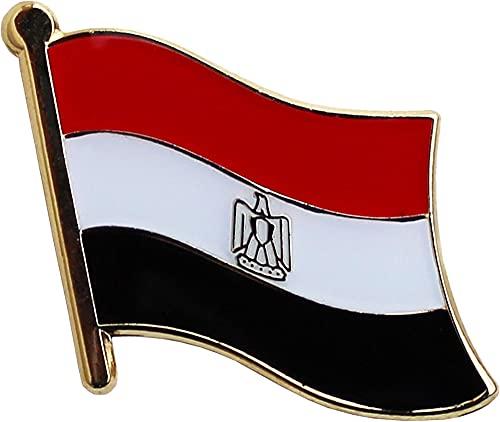 Flagline Egypt - National Lapel Pin