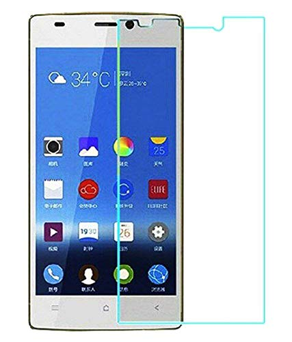 Unbreakable Transparent 9H Hammer Proof Impossible Screen Protector Specially Designed for Gionee Ctrl V2