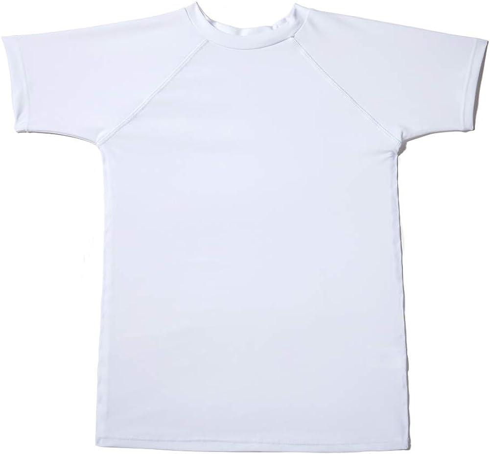 Bestry 2021 model Boys' Short Sleeve Rashguard quality assurance Toddle Kids Swim Swimw Shirt