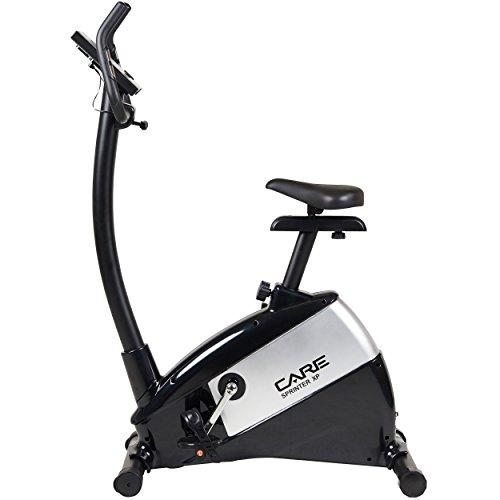Vélo motorisé Sprinter XP de Care | 14 programmes | Cardiofréquencemètre | Freinage magnétique