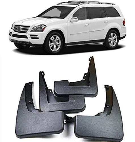 WZ Guardabarros para Mercedes Benz protección de Salpicaduras, Guardabarros para Mercedes Benz GL X164 2007 2012 350 450 2008