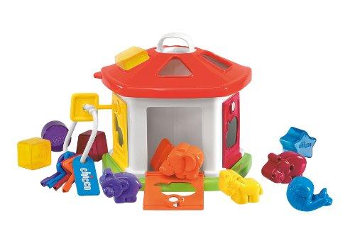 Chicco Animal Cottage–Spielzeug Lernspielzeug