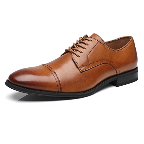 Leather Shoes Without Lace for Men