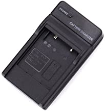 Replacement Olympus Stylus 850 SW Battery Charger for LI-42B, LI-40B Digital Camera Lithium-Ion Rechargeable Battery (100-240V)