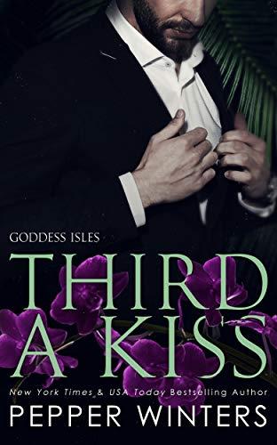 Third a Kiss (GODDESS ISLES Book 3)