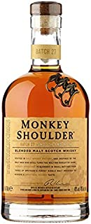 Affe Schulter Blended Malt Scotch Whisky 70 cl Packung mit 6 x 70cl