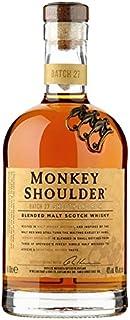 Affe Schulter Blended Malt Scotch Whisky 70 cl Packung mit 6 x 70cl