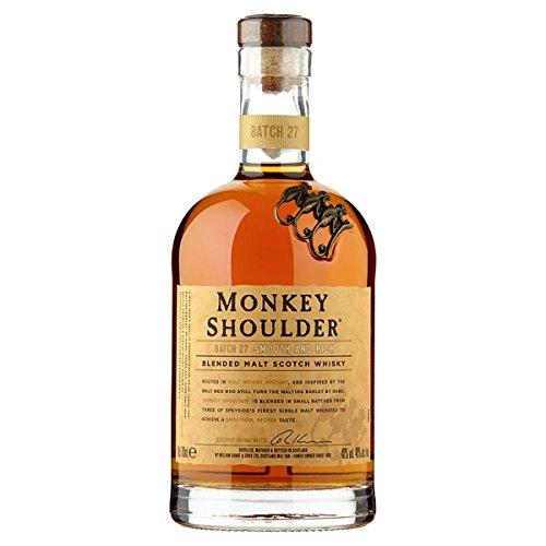 Affe Schulter Blended Malt Scotch Whisky 70 cl (Packung mit 6 x 70cl)