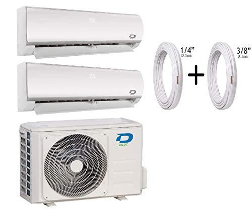 Diloc Frozen Climatiseur MultiSplit Inverter Dual...