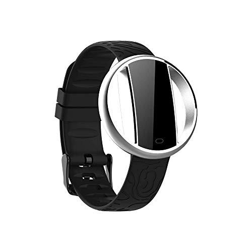 Smart Watch, Fitness Tracker Activity Trackers, Fitness Tracker con Monitor de Ritmo Cardíaco Y Sueño, Smart Fitness Watch con Podómetro para Android iPhone,A
