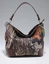 Licensed Mossy Oak Camo Camouflage Western Hobo Tote Purse Handbag