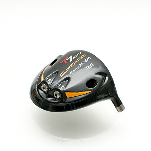 Asti T7 Super MOI Titanium Component Golf Driver Head Loft 8.5, 9.5, 10.5, 12 Degree Right-Handed (9.5)