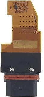 موصل Micro USB Ladebuchse Flex لهاتف Sony Xperia X Performance F8131 5.0 بوصة