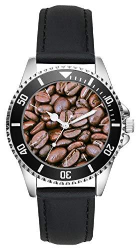 Geschenk für Barista Kaffee Fan Uhr L-20571