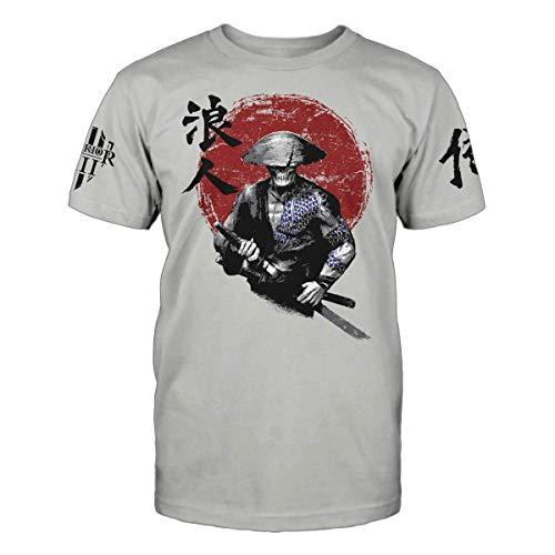Warrior 12 Ronin Light Grey
