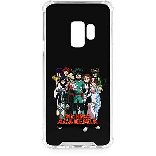 Skinit Clear Phone Case for Galaxy S9 - Officially Licensed Funimation My Hero Academia Design