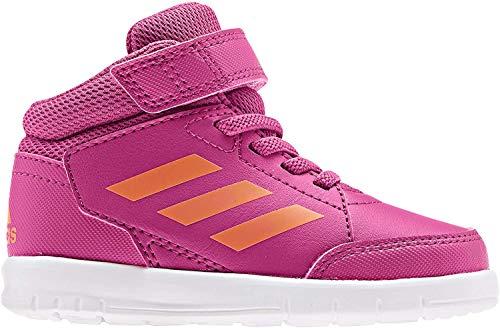adidas Altasport Mid I, Pantofole Unisex-Bambini, Multicolore (Magrea/Coal Re/Ftwbla 000), 25.5 EU