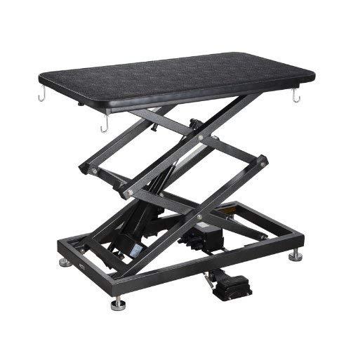 Comfort Groom Accordion Lift Electric Grooming Table