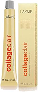 Lakme Permanent Hair Dye for Unisex, 60 ml - Light Ash Blonde 11-10