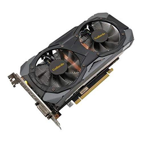 Manli Grafikkarte PCIe GeForce GTX1660 6.0GB Gallardo