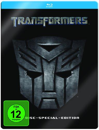 Transformers (limited Steelbook Edition) [Blu-ray]