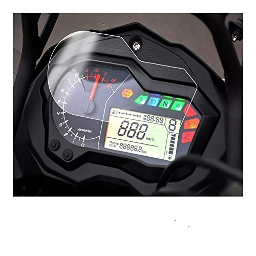 gzcfesbn Motorcycle TPU Dashboard Screen Instrument Protection for Benelli TRK502 TRK502X TRK 502X TRK 502 Durable