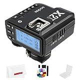【正規品】Godox X2T-S TTL 1/8000 HSSワイヤレスフラッシュトリガー、Bluetooth接続、クイックロックホットシュー、新AFアシストライトSonyカメラ対応