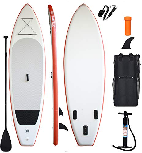 XYLOVE CO 11'×33'×6' SUP for All Skill Levels Everything Included with Stand Up Paddle Board