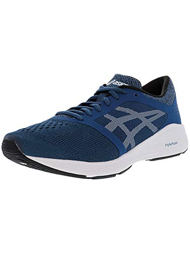 ASICS Men's Roadhawk FF, Teal/White, 8 D