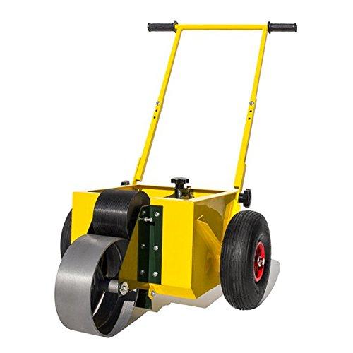 FORZA Linemarker - StadiumPro Markierwagen für Rasenplätze - Sport-Lines Markiergerät (Maschine nur, 5,1cm Linienstärke)