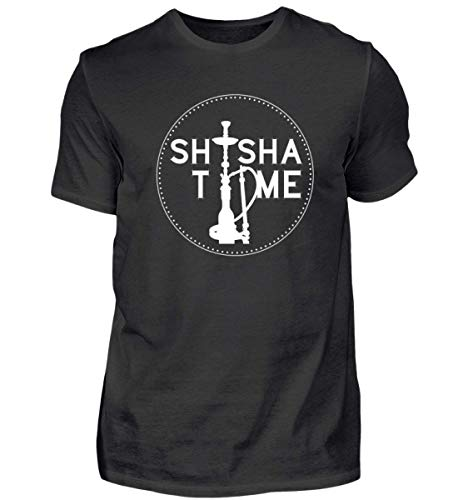 Shisha Time - Camiseta para hombre