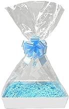Confezioni Regalo Confezione scatolina Sacchetti termosaldabili 30x45 cm - Taglia 3 - Confezione da 10 Pezzi Jaffa Imports Borse termoretraibili Trasparenti