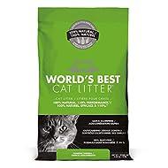 Worlds Best Cat Litter Biodegradable, 6.35Kg