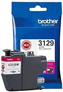 ブラザー 純正 インクカートリッジ マゼンタ LC3129M 【まとめ買い3個セット】