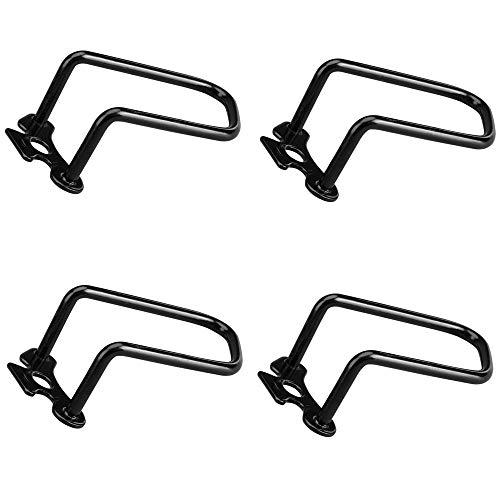 4 Piezas Bicicleta Cambio Trasero Protector, Protección de Cadena de Marco de...