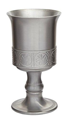 Wentworth Pewter Medieval Design Goblet Chalice