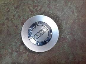Genuine Wheel Center Hub Cap Diamond Silver For AUDI A4 S4 B7 2005-2009