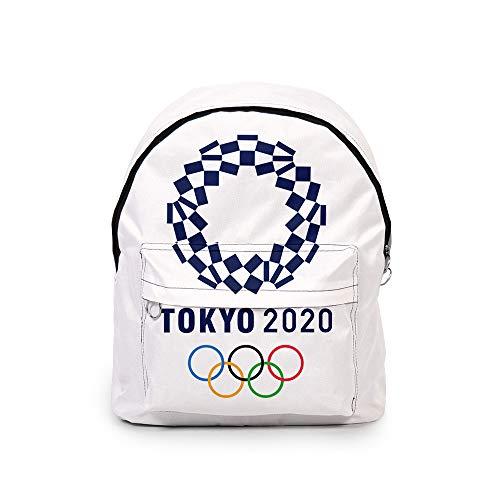 Tokyo 2020 Olympia-Spiel Rucksäcke Miraitowa Someity Bookbag Maskottchen Bedruckte Tasche Anime Cartoon Schultasche