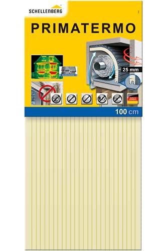Schellenberg 66283 Juego de 2 piezas de aislamiento para persianas enrollables, Antracita, 100 x 50 x 2,5 cm