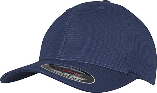 Flexfit Hydro-Grid Stretch Cap Kape, Navy, S/M