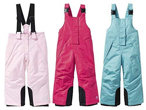 lupilu Mädchen Schneehose Kinder Snowboardhose Skihose Winterhose Sport Freizeit Hose (86/92, Türkis)